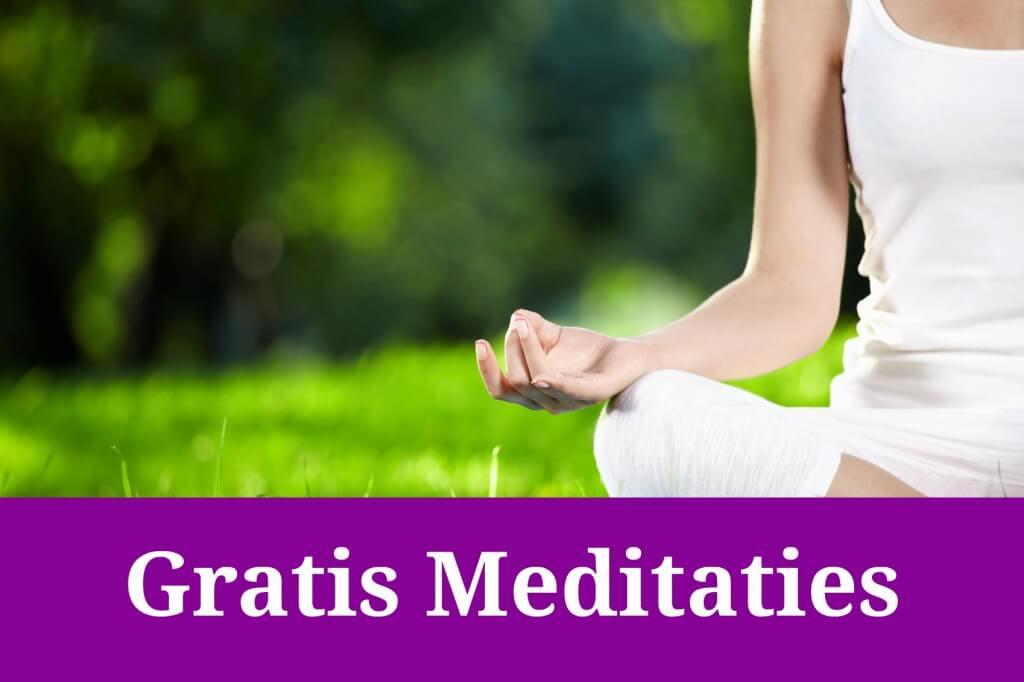 Gratis meditaties visual2